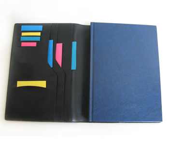 A5 Agenda Cover / Folder - Golden Crown Co  :: Promotional Items